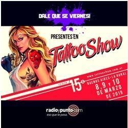 15º TattooShow® Buenos Aires marzo 2019